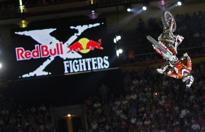 Patrocinio Red Bull eventos