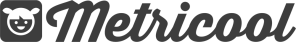 Logo de metricool blog marketing digital