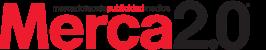 Logo revista merca2.0 marketing digital